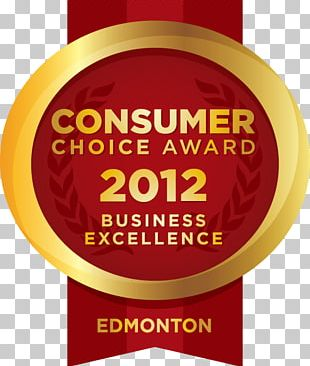 Consumer Choice Award Alberta Excellence PNG