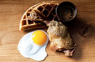 Duck & Waffle Duck And Waffle Local European Cuisine Restaurant PNG