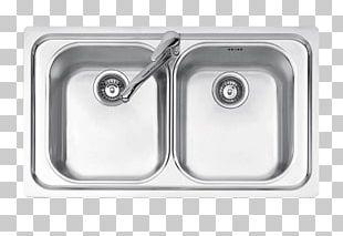 Kitchen Sink Kitchen Sink Stainless Steel PNG