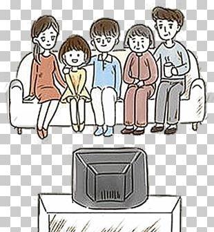 Cartoon Television Drawing Illustration PNG