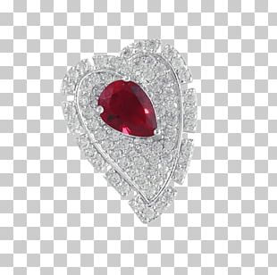 Ruby Earring Jewellery Store Body Jewellery PNG