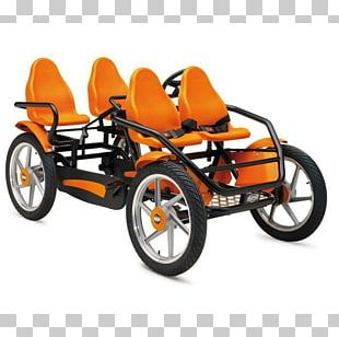 Go-kart BERG USA Bicycle Pedaal Motorcycle PNG