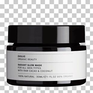 Evolve Beauty Cotton Fresh Deodorant Cream 30ml Skin Care New Zealand PNG