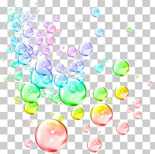 Soap Bubble Rainbow Stock Photography PNG