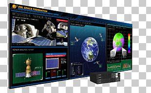 Computer Monitors Video Wall Planar Systems Liquid-crystal Display Display Device PNG
