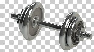 Dumbbell Physical Fitness Olympic Weightlifting PNG