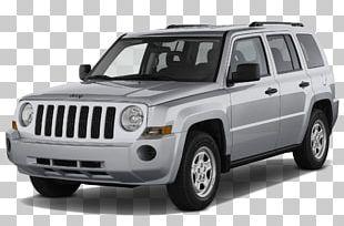 2010 Jeep Patriot Sport Utility Vehicle Car Jeep Commander PNG