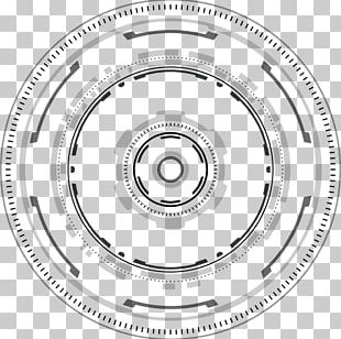 Technology Circle Information PNG
