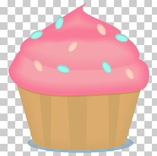 Cupcake Frosting & Icing Biscuits PNG
