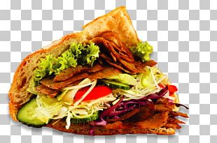 Doner Kebab Hanoi Street Food Turkish Cuisine PNG