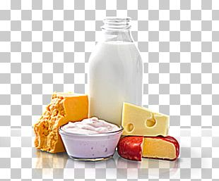 Milk Cream Dairy Products Food PNG