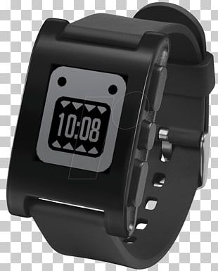 Pebble Time Sony SmartWatch PNG