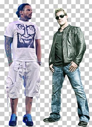 Jeans Chris Jericho T-shirt Denim Fozzy PNG