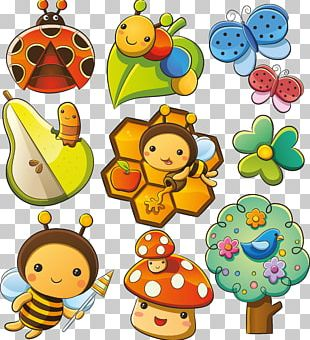 Insect Graphics Bee Drawing PNG