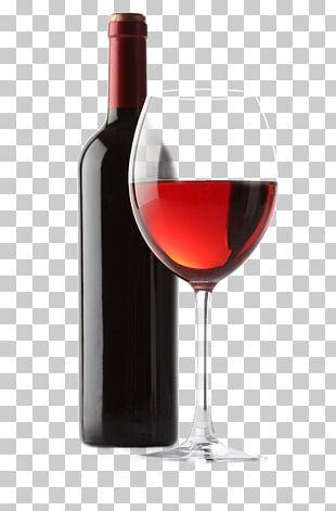 Red Wine White Wine Bottle Glass PNG