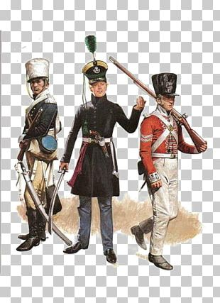 The British Army On Campaign (1): 1816u201353 Uniforms Of The British Army Military PNG