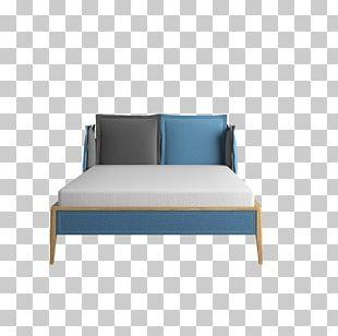 Bedside Tables Mattress Bed Frame Furniture PNG
