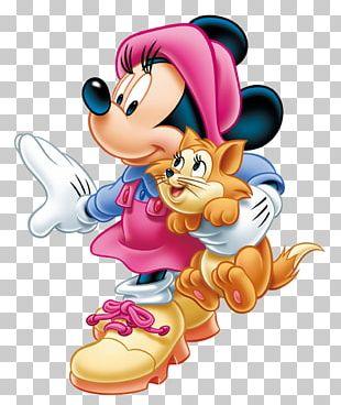 Mickey Mouse Minnie Mouse Daisy Duck Cartoon The Walt Disney Company PNG