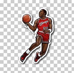 Sticker Slam Dunk NBA Die Cutting Sports PNG