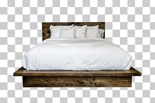 Bed Frame Mattress Pads Furniture PNG