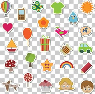 Sticker Wall Decal PNG