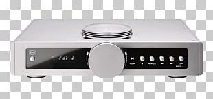 CD Player High Fidelity Sound Compact Disc Digital-to-analog Converter PNG