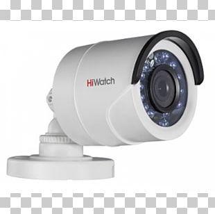 Closed-circuit Television Camera Hikvision 1080p PNG