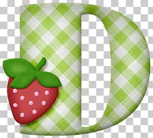 Letter Alphabet Shortcake Strawberry PNG