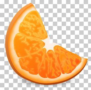 Mandarin Orange Vegetarian Food Tangelo Peel PNG