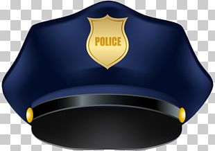 Police Officer Badge Hat New York City Police Department PNG