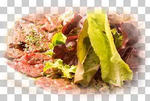 Carpaccio Tuna Salad Roast Beef Vegetarian Cuisine Leaf Vegetable PNG