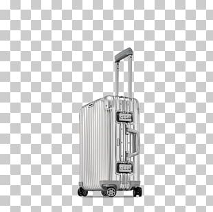 Rimowa Suitcase Baggage Hand Luggage Trolley PNG
