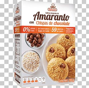 Chocolate Chip Cookie Vegetarian Cuisine Biscuit Amaranth PNG
