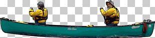 Canoe Kayaking Boat PNG
