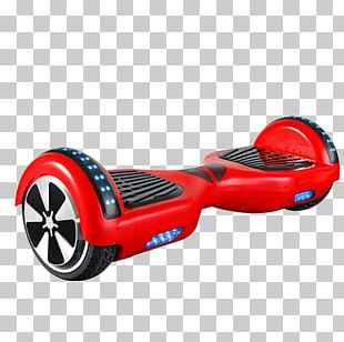 Segway PT Self-balancing Scooter Car PNG