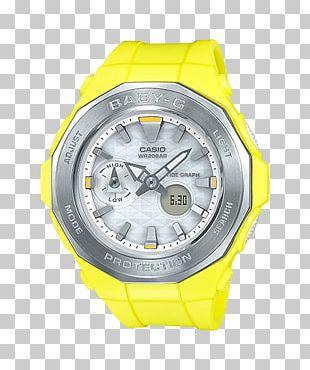 Casio BABY-G BA110 G-Shock Watch NULL PNG