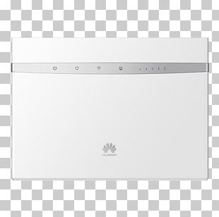 Huawei B525 LTE Advanced Wireless Router 4G PNG, Clipart
