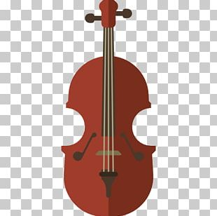 Musical Instruments Violin Cello String Instruments Double Bass PNG
