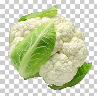 Cauliflower Cabbage Broccoli Organic Food Vegetable PNG