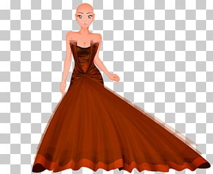 Gown Cocktail Dress Fashion PNG