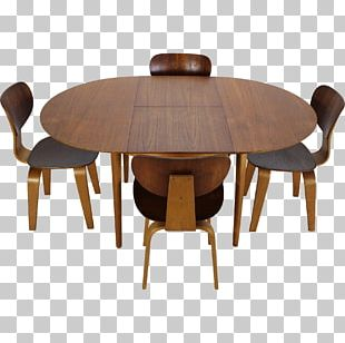 Table Dining Room Matbord Chair Pastoe PNG
