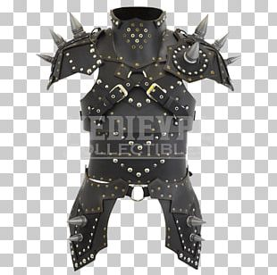 Components Of Medieval Armour Body Armor Plate Armour Cuirass PNG