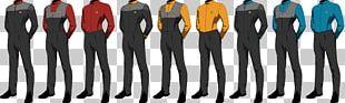 James T. Kirk T-shirt Star Trek Uniforms PNG