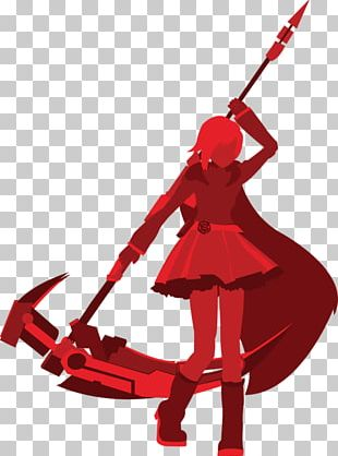 RWBY Chapter 1: Ruby Rose | Rooster Teeth Weapon Weiss Schnee Blake Belladonna Character PNG