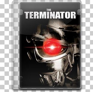 The Terminator John Connor Skynet Box Set PNG