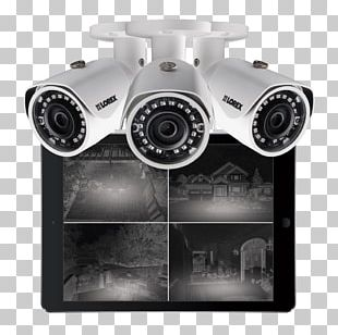 Wireless Security Camera Closed-circuit Television Lorex Technology Inc IP Camera Network Video Recorder PNG