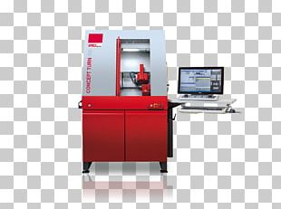 Machine Milling Lathe Turning Computer Numerical Control PNG
