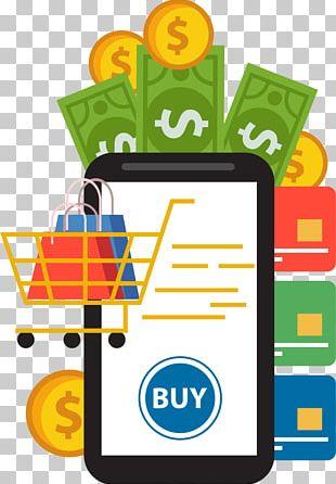 Online Shopping Supermarket PNG