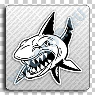 Requiem Shark Logo Brand Car PNG