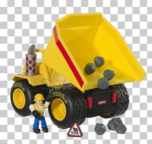 Construction Motor Vehicle Truck Toy Heavy Machinery PNG